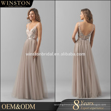 Guangzhou Factory Real Sample Latest Alibaba vintage evening dress